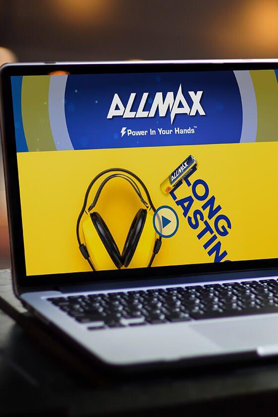Allmax Battery