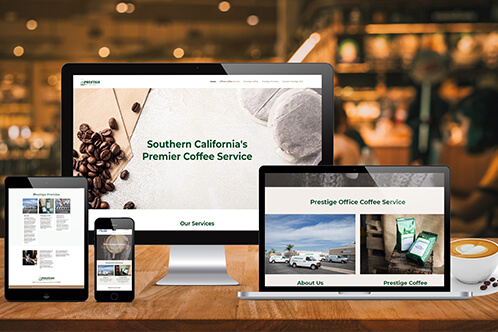 Prestige Office Coffee Services