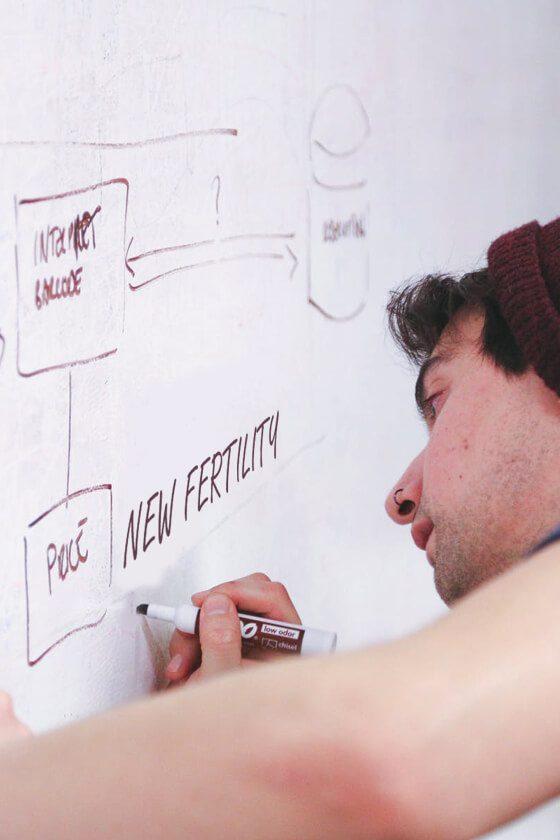 New Fertility Web Design