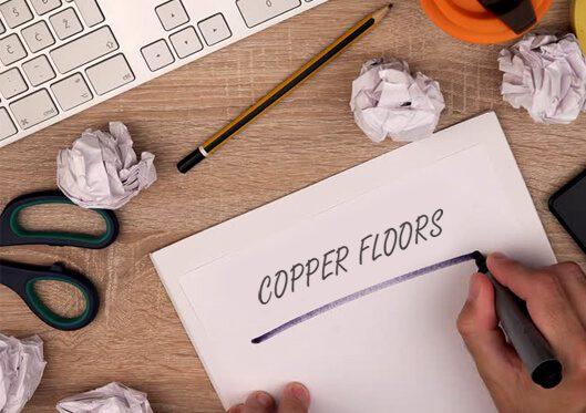 Cooper Hardwood Floors Web Design