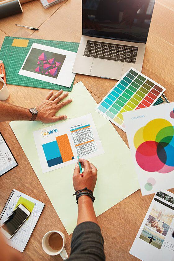 Auvana Marketing Booklet