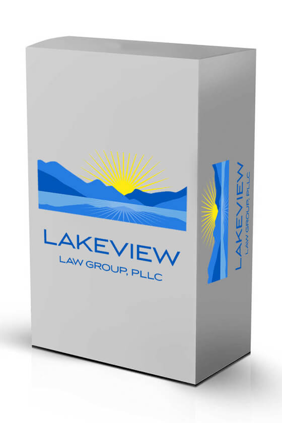 Lakeview Law Group Logo Design