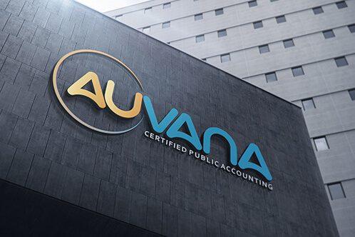 Auvana CPA Logo