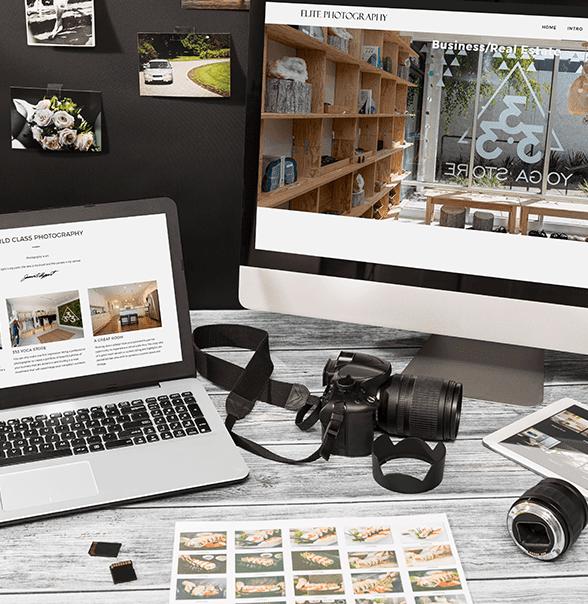 Elite Photography Website