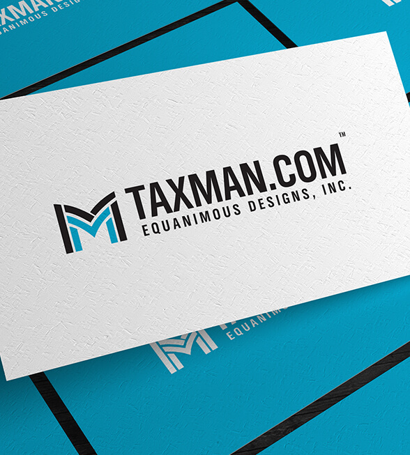 M&M Tax Service Logo Design
