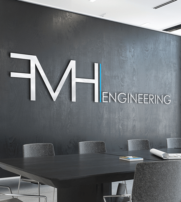 FMH Engineering Logo