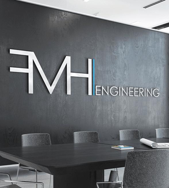 FMH Engineering Logo