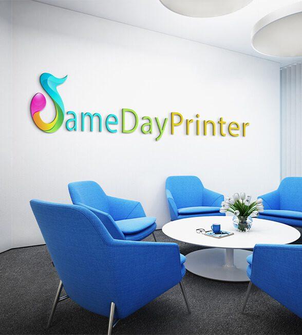 Same Day Printer Logo Design