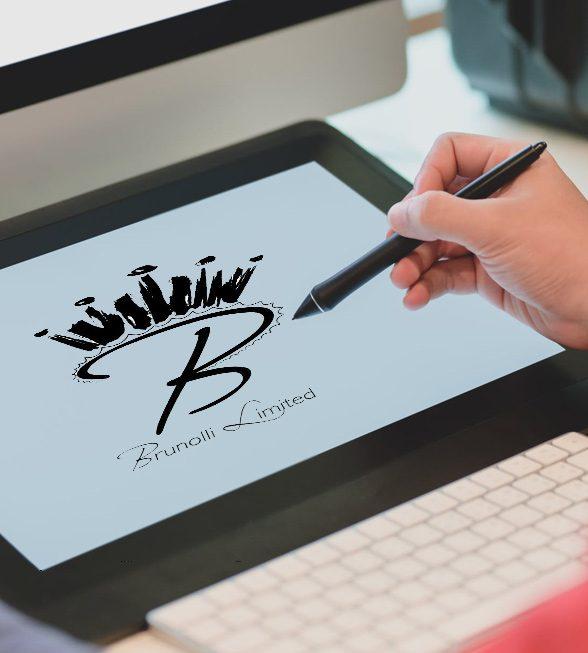 Brunolli Limited Logo Design