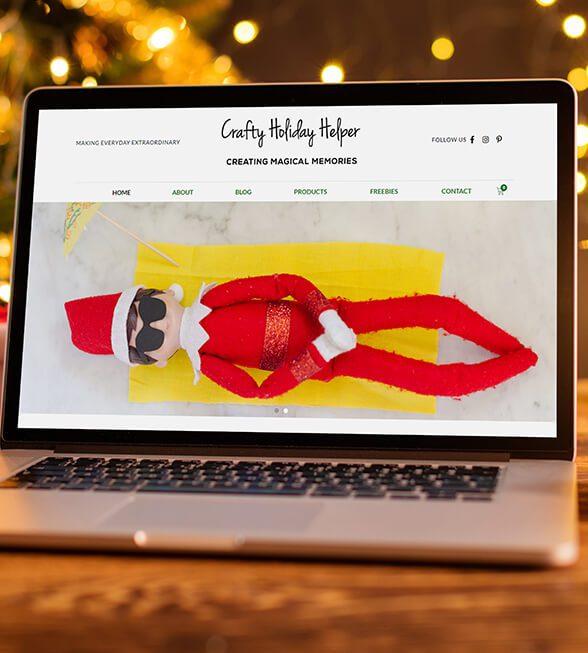 Crafty Holiday Helper