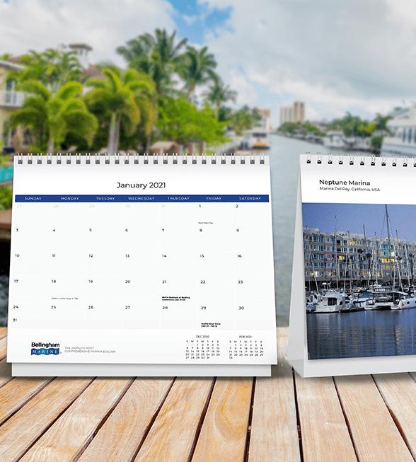 Bellingham Marine Calendar