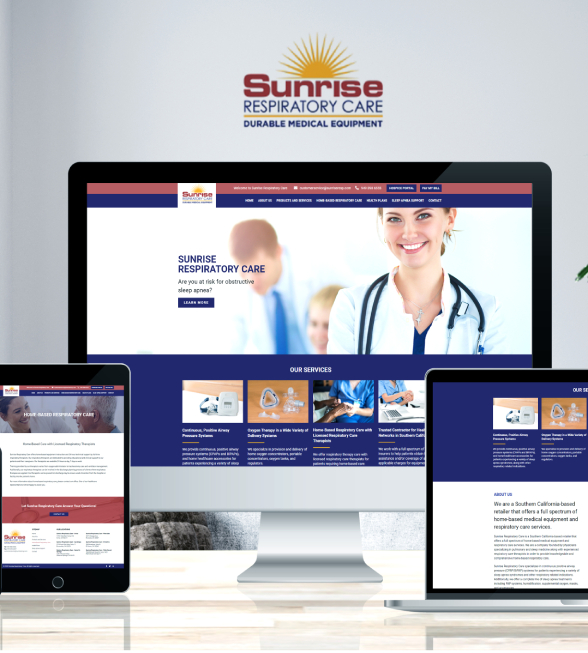 Sunrise Respiratory Care
