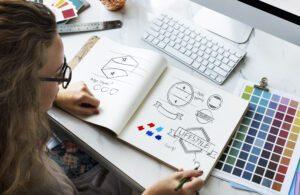 Art Design Drawing Badge Logo LightHouse Graphics