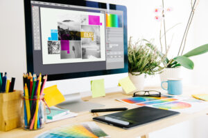 Graphic design studio - LightHouse Graphics