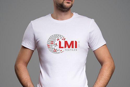 LMI Textiles - LightHouse Graphics Logo Design Portfolio